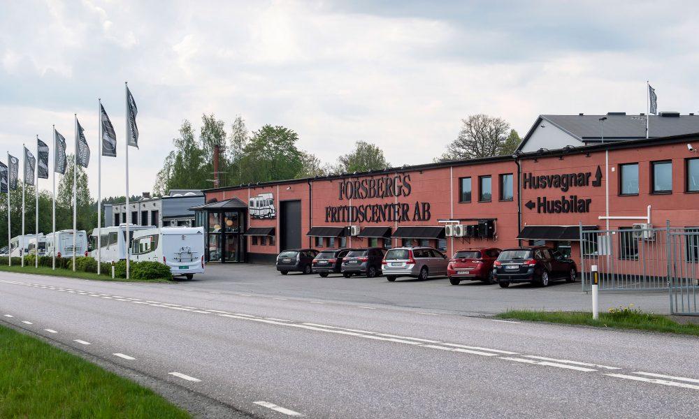 Välkommen till vårt center i Hyssna!